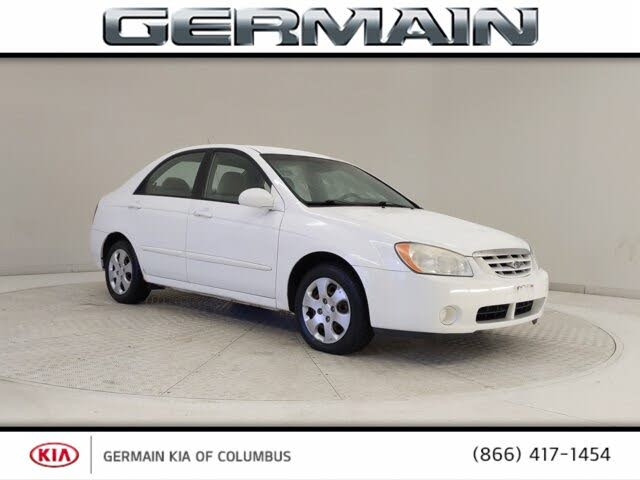 2003 Kia Spectra Gs Hatchback For Sale In Columbus  Oh