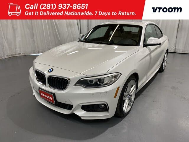 2017 BMW 2 Series 230i xDrive Coupe AWD