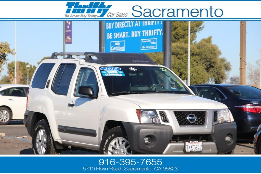 Used Nissan Xterra For Sale In February 2021 Cargurus