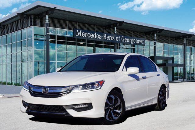 2017 Honda Accord EX-L FWD