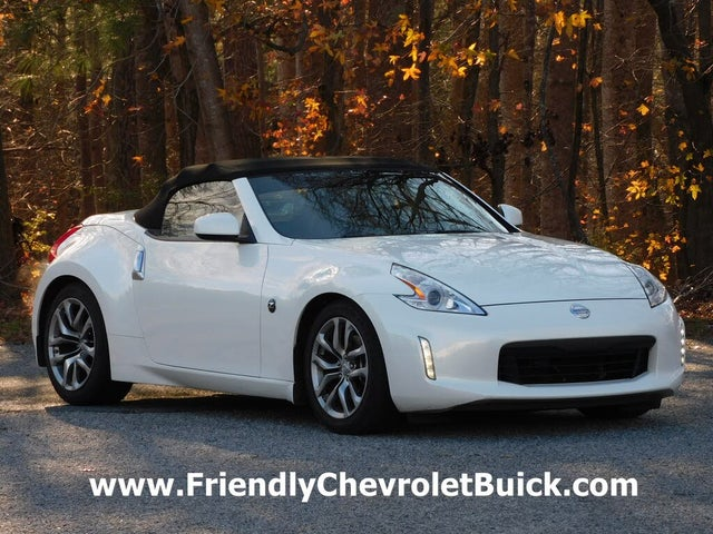 2015 Nissan 370Z Roadster Touring
