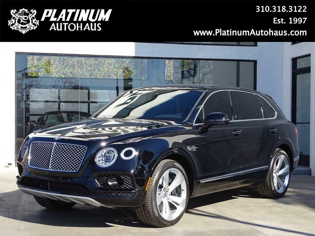 Used Bentley Bentayga For Sale Right Now Cargurus