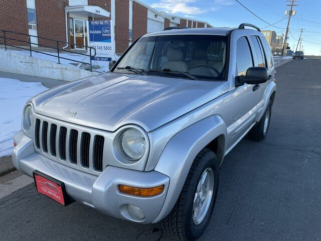 Used 2005 Jeep Liberty For Sale Right Now Cargurus
