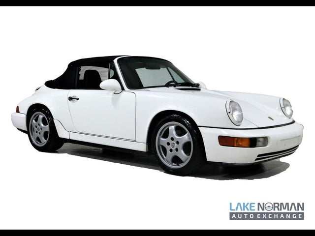 1992 Porsche 911 Carrera 4 Convertible AWD