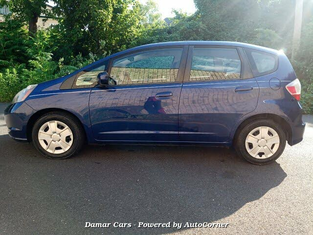2012 Honda Fit Base