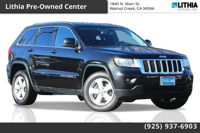 2013 Jeep Grand Cherokee Laredo For Sale In Stockton Ca Cargurus