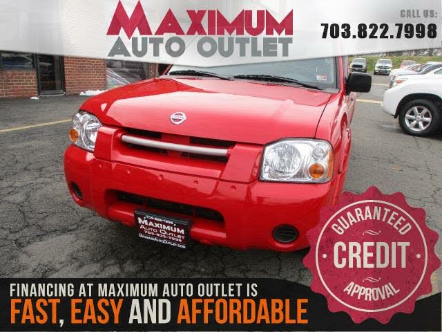 2003 Nissan Frontier 2 Dr XE 4WD King Cab SB