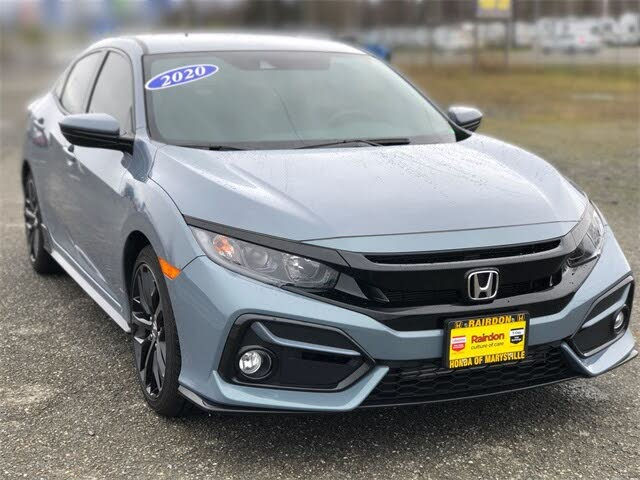 2020 Honda Civic Hatchback Sport FWD