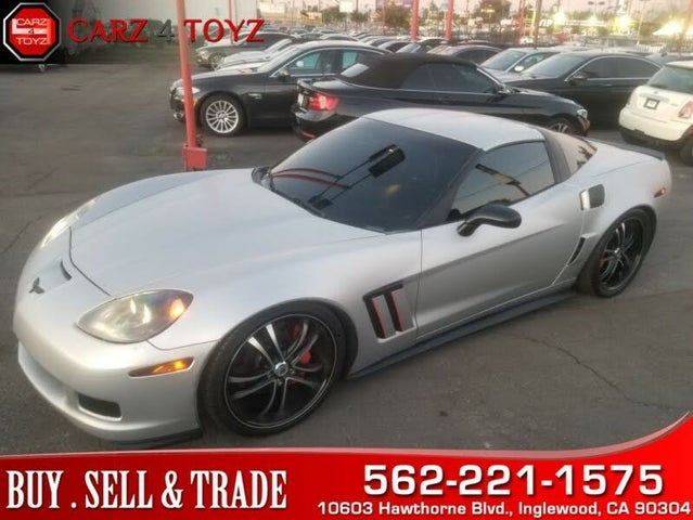 2013 Chevrolet Corvette Z16 Grand Sport 3LT Coupe RWD