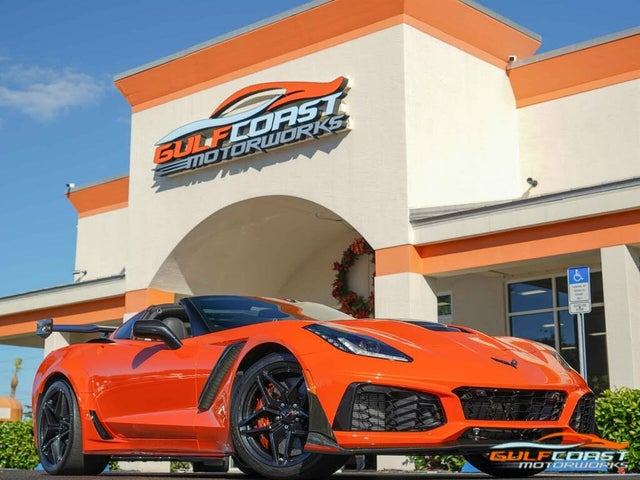Used Chevrolet Corvette Zr1 3zr Coupe Rwd For Sale Right Now Cargurus