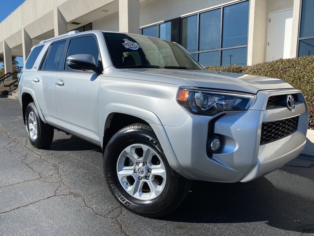 Used 2018 Toyota 4runner Limited For Sale With Photos Cargurus