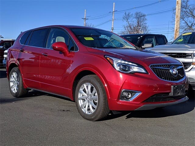2021 Buick Envision for Sale in Maine - CarGurus