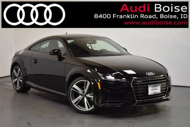 2021 Audi TT for Sale in Boise, ID - CarGurus