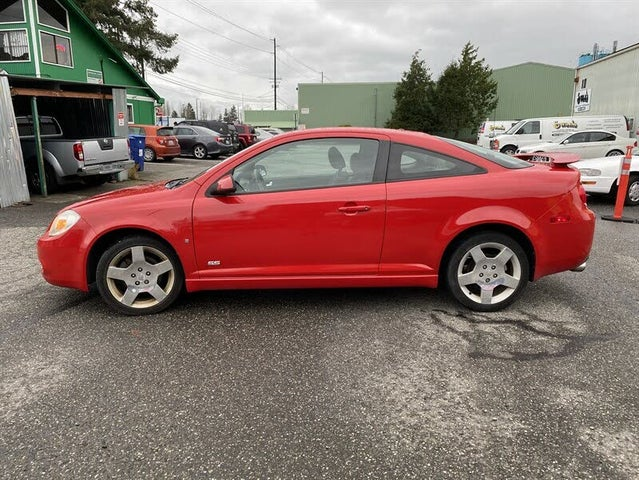 2006 Chevrolet Cobalt SS Coupe FWD