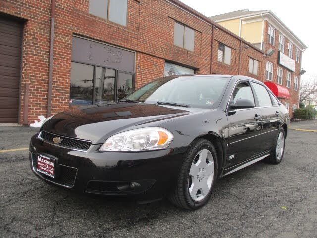 2009 Chevrolet Impala SS FWD