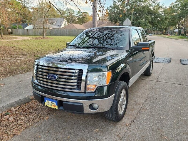 2012 Ford F-150 XL SuperCrew