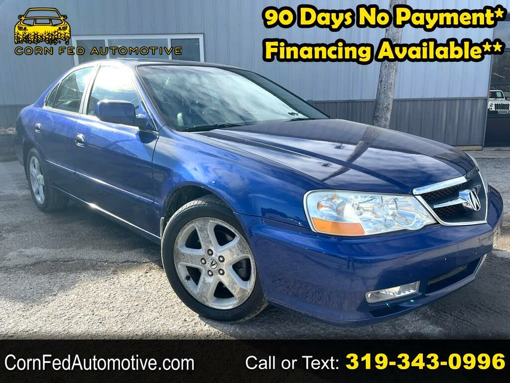 Used 2002 Acura Tl Type S Fwd For Sale Online Cargurus