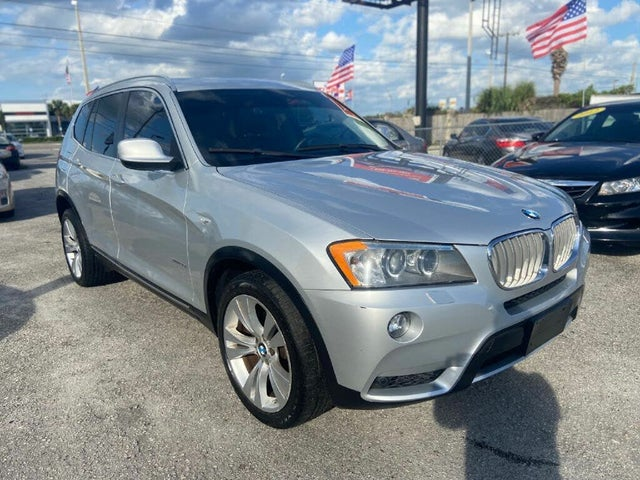 2011 BMW X3 xDrive35i AWD