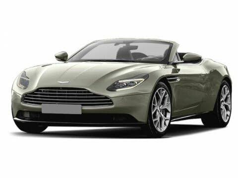 Used 2019 Aston Martin Db11 V8 Volante Convertible Rwd For Sale Right Now Cargurus