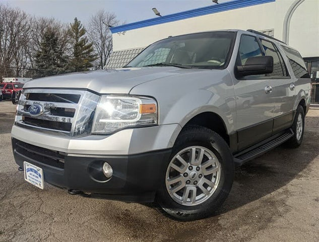 2013 Ford Expedition EL XL 4WD