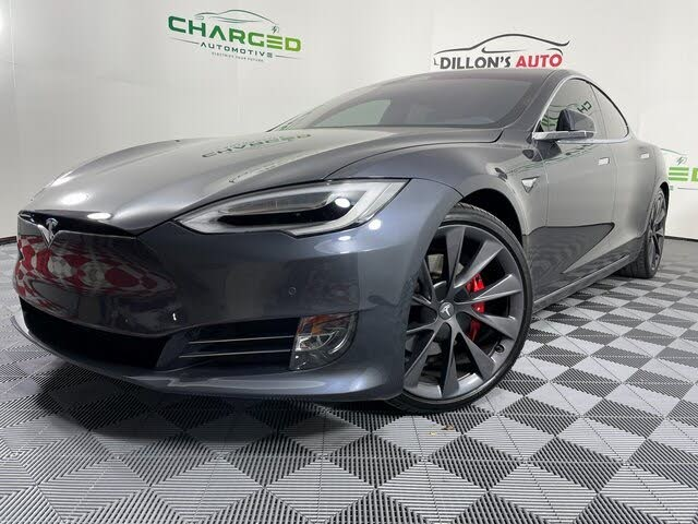 2019 Tesla Model S Performance AWD