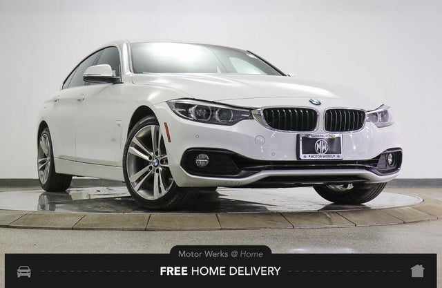 2019 BMW 4 Series 430i xDrive Gran Coupe AWD