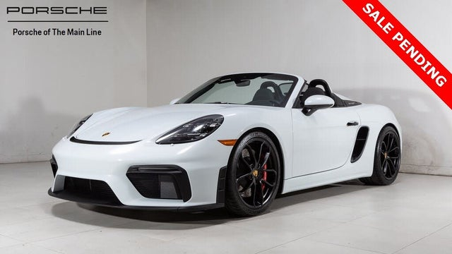 Used Porsche Boxster For Sale In New Jersey Cargurus