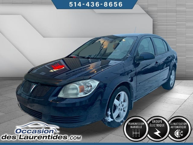 2010 Pontiac G5 SE Sedan