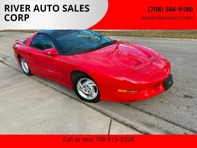 Used 1994 Pontiac Firebird Trans Am For Sale Right Now Cargurus