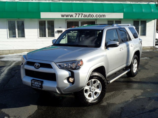 Used 2016 Toyota 4runner Trail Premium 4wd For Sale Right Now Cargurus