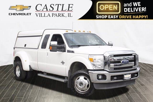 2011 Ford F-350 Super Duty Lariat SuperCab LB DRW 4WD