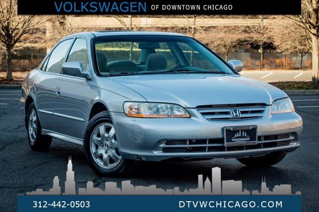 2001 Honda Accord EX with Leather