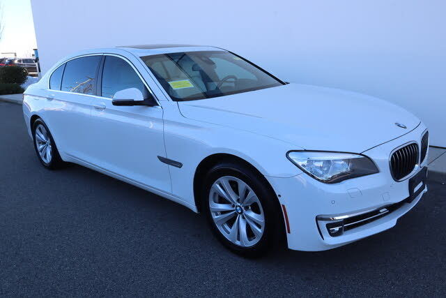 2015 BMW 7 Series 740Ld xDrive AWD