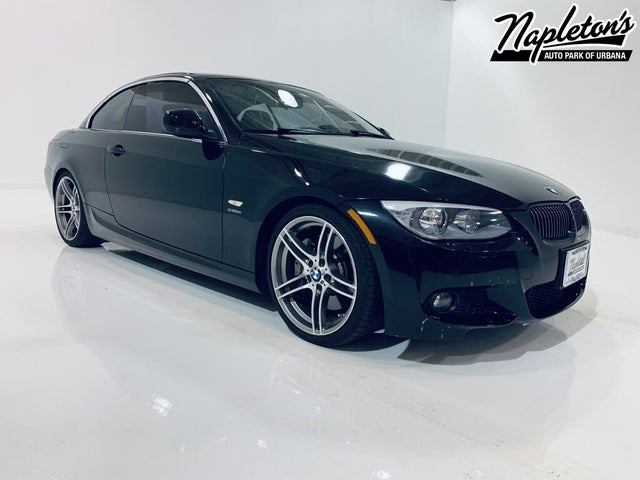 2013 BMW 3 Series 335is Convertible RWD