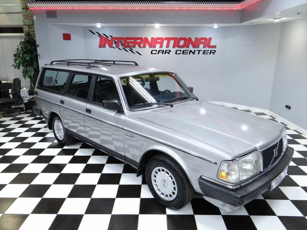 Used Volvo 240 For Sale Right Now Cargurus
