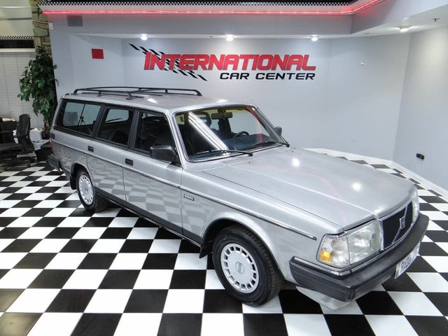 1987 Volvo 240 DL Wagon