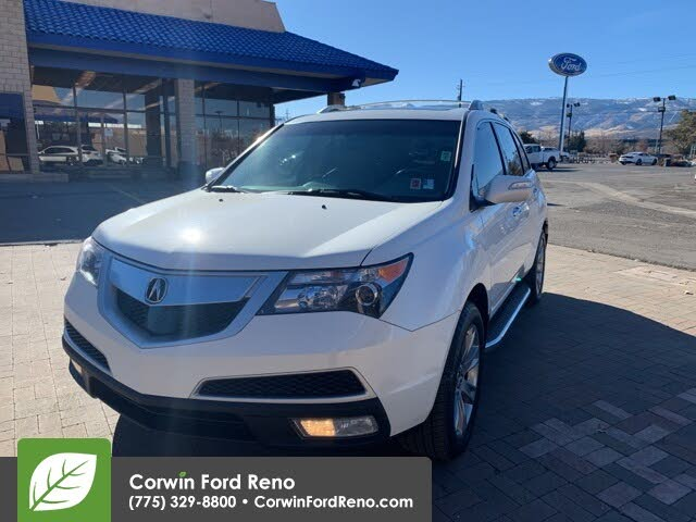 2013 Acura MDX SH-AWD with Advance and Entertainment Package
