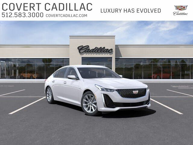 2021 Cadillac CT5 Luxury Sedan RWD