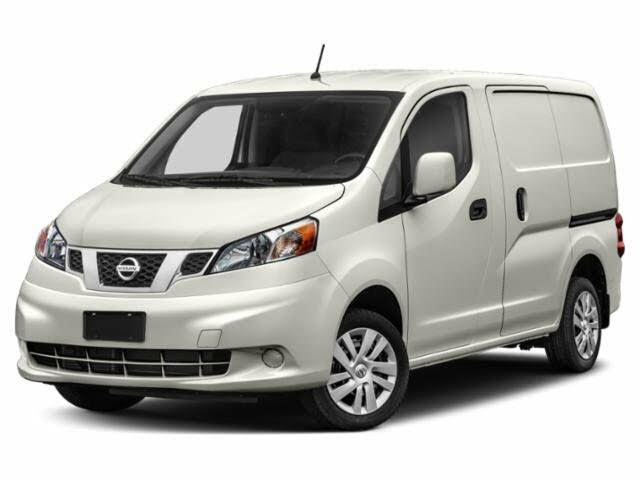 2021 Nissan NV200 S FWD