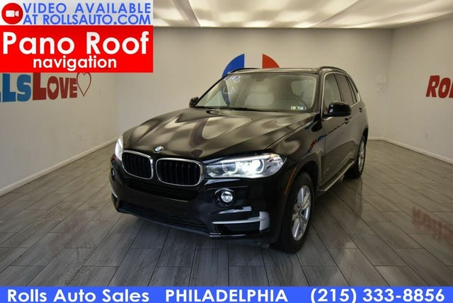 2014 BMW X5 xDrive35i AWD