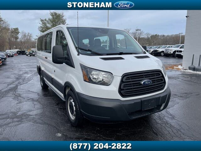 2015 Ford Transit Passenger 150 XL Low Roof RWD with 60/40 Passenger-Side Doors