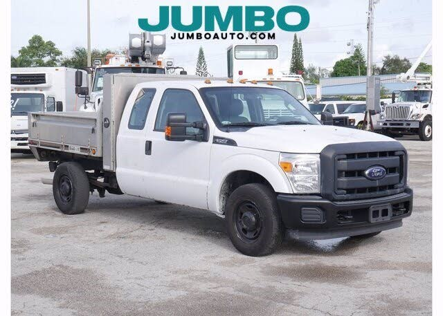 2015 Ford F-350 Super Duty XL SuperCab LB