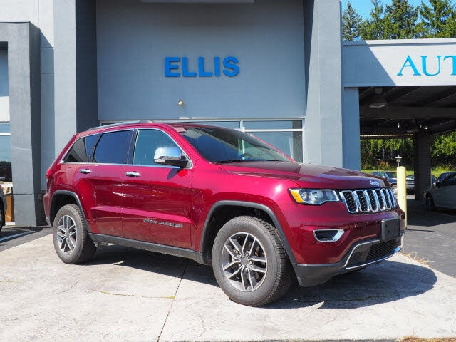 2019 Jeep Grand Cherokee Limited X 4WD