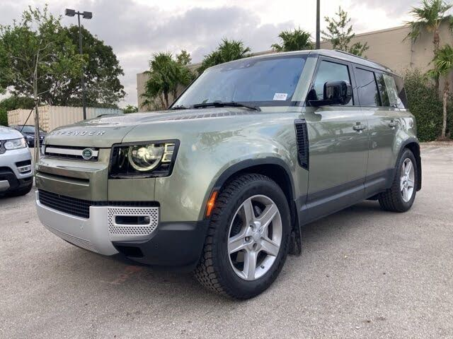 Used 2021 Land Rover Defender for Sale Right Now - CarGurus