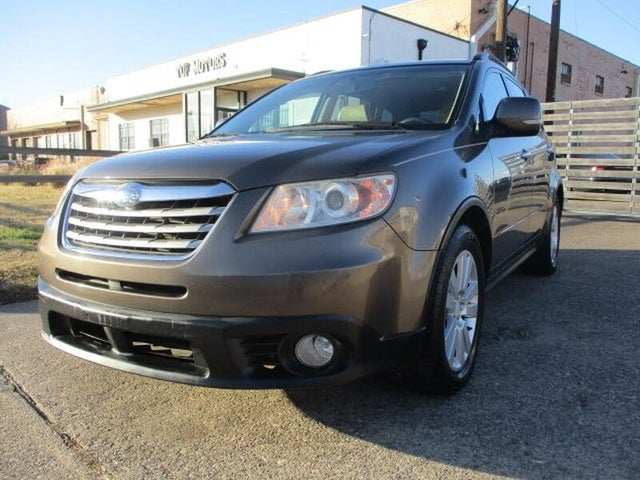 2009 Subaru Tribeca Limited 7-Passenger with Navi and DVD