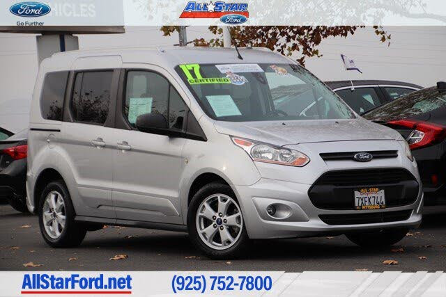 2017 Ford Transit Connect Wagon XLT FWD with Rear Cargo Doors