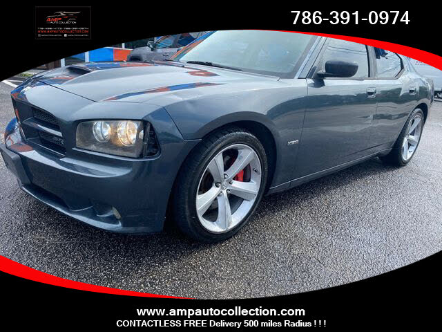2008 Dodge Charger SRT8 RWD