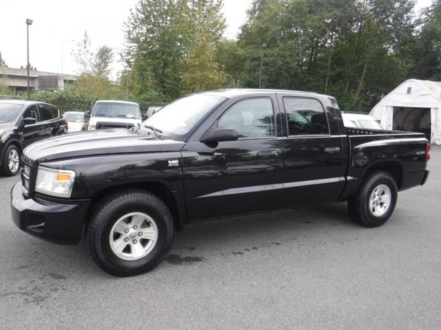2010 Dodge Dakota Big Horn/Lone Star Crew Cab 4WD
