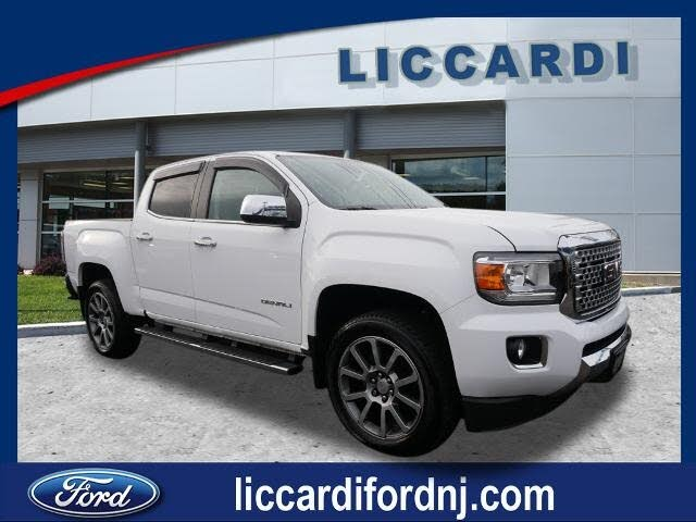 Used Gmc Canyon For Sale Right Now Cargurus