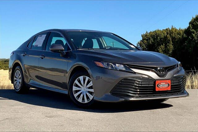 2020 Toyota Camry L FWD